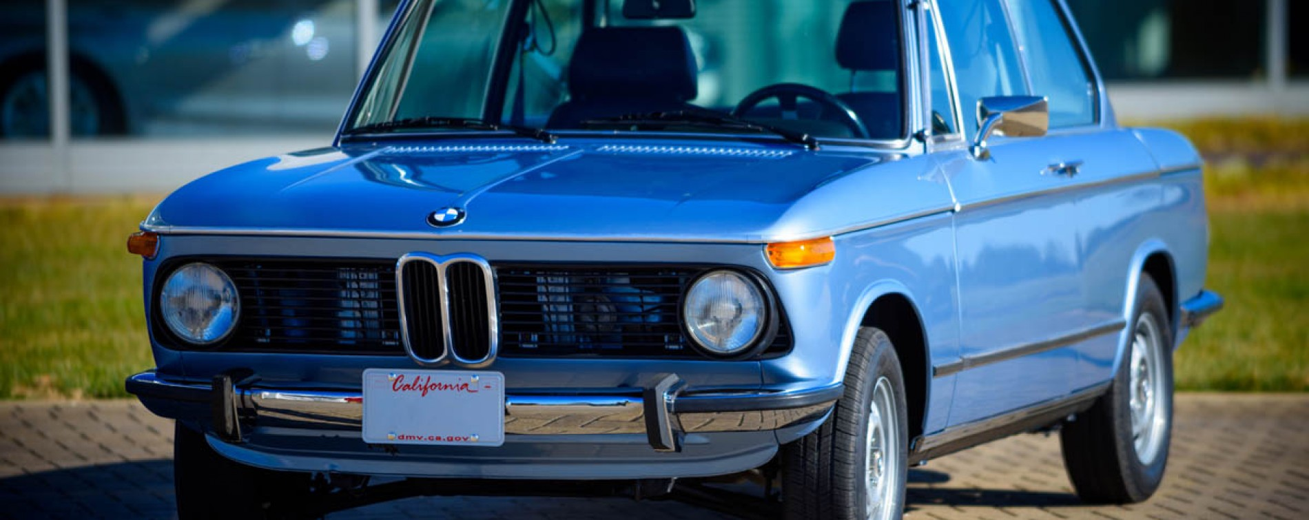 Volvo Dealers Nh >> Wheeler Dealers » BMW 2002 tii