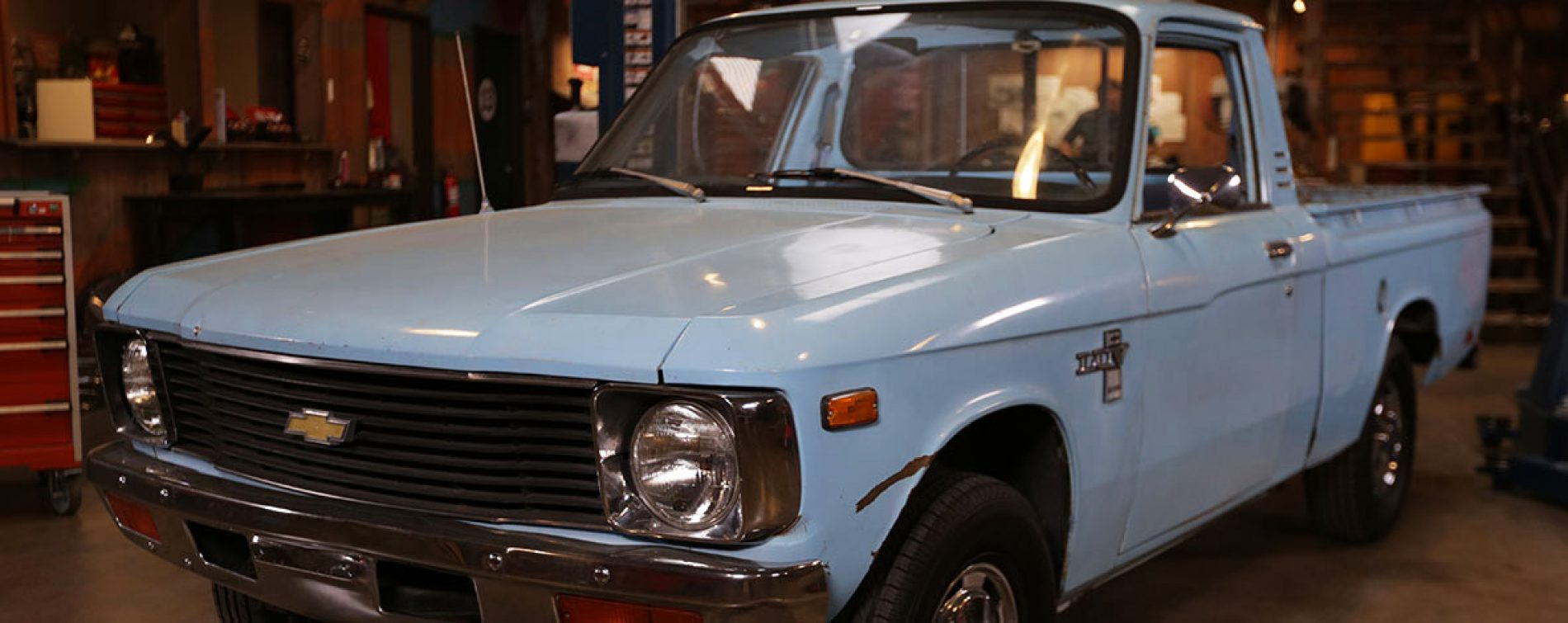 1980 Ford Truck >> Wheeler Dealers » 1980 Chevy LUV