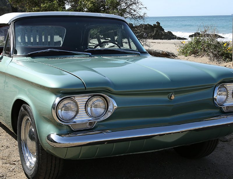 wheeler dealers chevy corvair