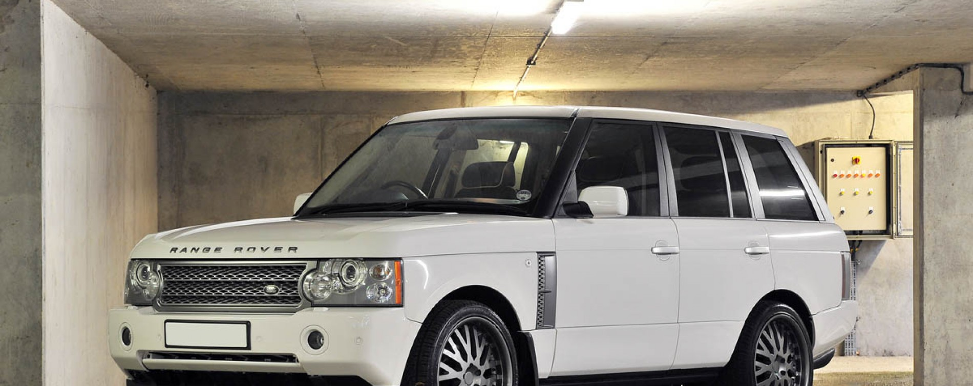 Wheeler Dealers 187 Range Rover