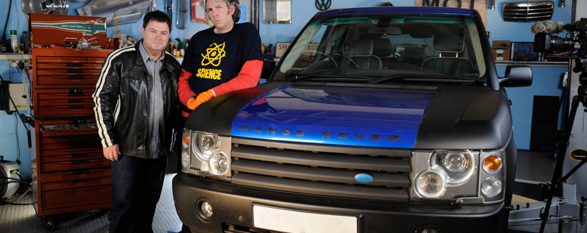 Wheeler Dealers » Range Rover