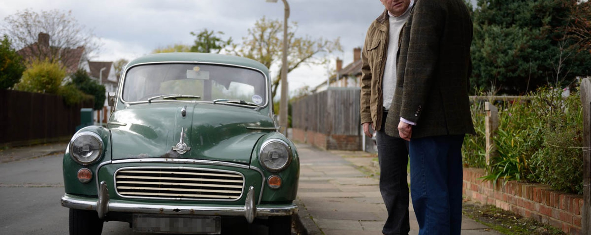 Morris minor traveller for sale - Morris Minor Mike Wants To Get His Hands On A Morris Minor Traveller But Has Problems Getting One Within Budget
